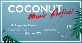 Affiche Coconut Festival 2015