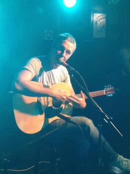 Baxter Dury acoustique - Truskel, 27 août 2012