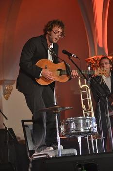 Benoît Paradis Trio