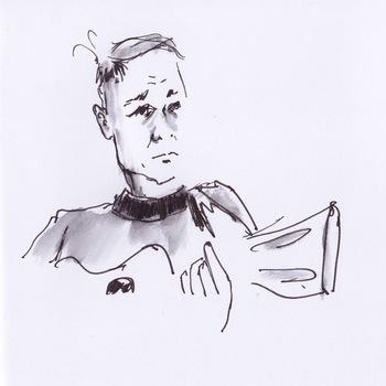 Calvin Johnson @ Loyal Gallery (2)