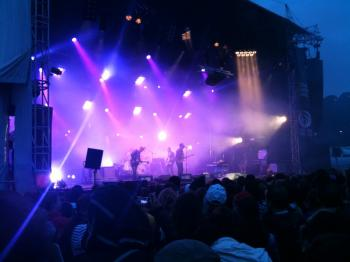 Cold War Kids, Les Vieilles Charrues 2011