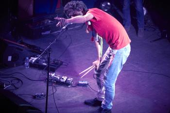Deerhoof @ Divan du Monde, 29/11/12