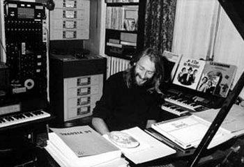 François de Roubaix ,compositeur de musique de film