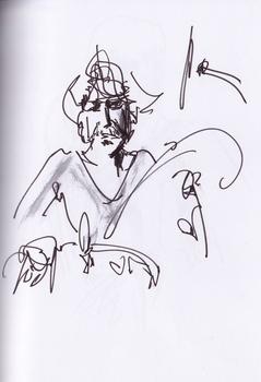 Hailu Mergia (drums) @ Etablissemanget 06.12.13