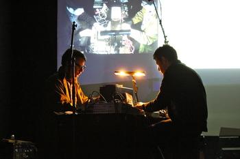 Jan Jelinek et Andrew Pekler