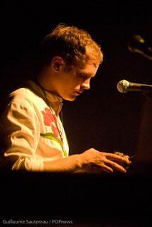 Jens Lekman, par Julien Bourgeois