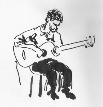 Jose Gonzalez - Stockholm