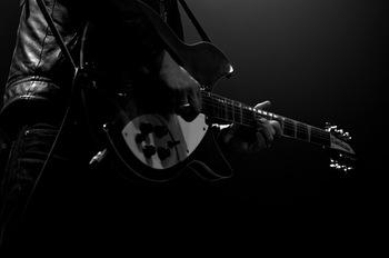 La guitare de Richard Hawley