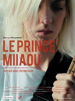Le prince Miiaou affiche