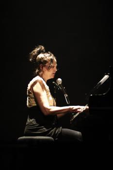 Lisa Germano, Café de la Danse, Paris, 15/04/2011