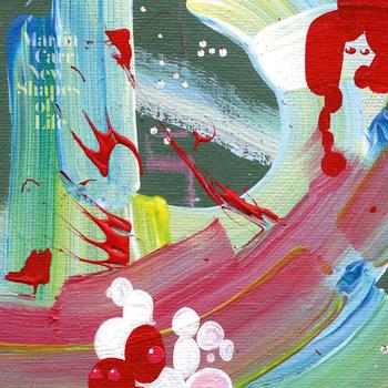 Martin Carr - album artwork