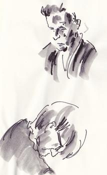 Ryuichi Sakamoto & Alva Noto (duo gras)