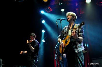 The Red Rum Orchestra - Cargo de Nuit 2012 - 1