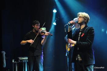 The Red Rum Orchestra - Cargo de Nuit 2012
