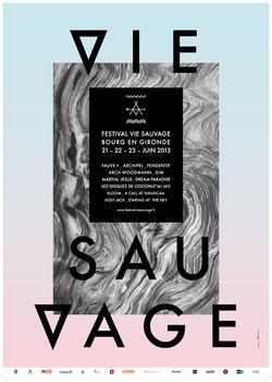Vie Sauvage - Affiche