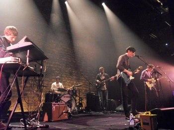 Young Man, Café de la Danse, 14/11/2012