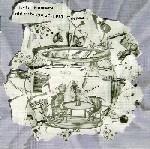 BRAD HAMERS - The Cut-Ups Of A Paper Woman