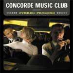 CONCORDE MUSIC CLUB - Stéréo Fictions