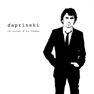 Daprinski - Le corps d'un homme