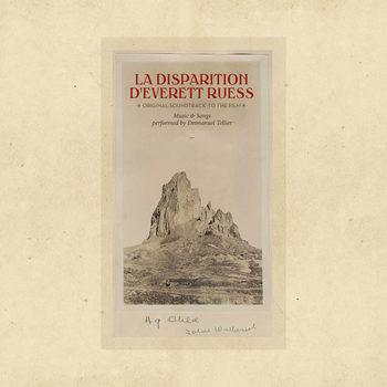 Emmanuel Tellier - La Disparition d'Everett Ruess