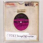 FIRE ENGINES - Codex Teenage Premonition