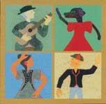 GORKY'S ZYGOTIC MYNCI- SPANISH DANCE TROUPE