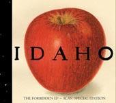 IDAHO - The Forbidden EP – Alas : Special Edition
