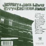 JEFFREY LEWIS - City And Eastern Songs