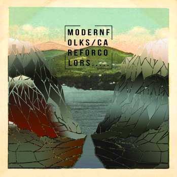Modern Folks - Care For Colors EP