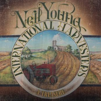 Neil Young and the International Harvesters - A Treasure