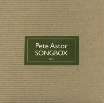 Peter Astor - Songbox