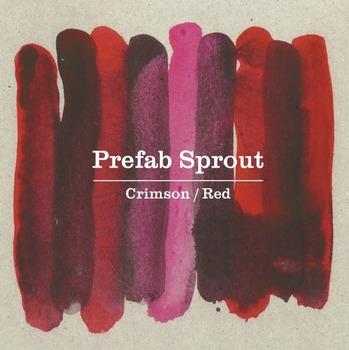 Prefab Sprout - Crimson / Red