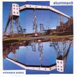 STUNTMAN5 - Bretzel Arabesque