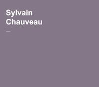 Sylvain Chauveau - Abstractions