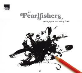 The Pearlfishers - Open Up Your Colouring Book