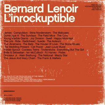 v/a - Bernard Lenoir l'Inrockuptible